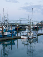 Fishing Boats , Newport