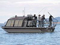 Buoy 10 salmon fishery
