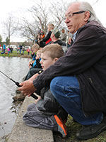 Odfw recreation report northeast zone for Dave stewart fishing report