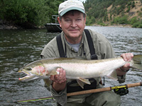 Willamette River Steelhead