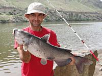 Odfw recreation report northwest zone for Brownlee reservoir fishing report