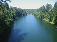 Estacada Lake