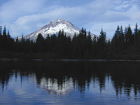 Mirror Lake -Photo by Bruce Newhouse-