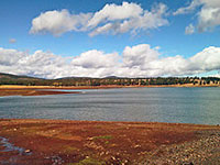 Pilcher Creek Reservoir
