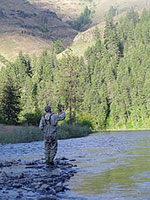Fishing the Grand Ronde