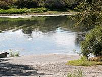 Umatilla River Park Boat Ramp