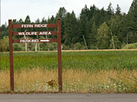 Fern Ridge Wildlife Area