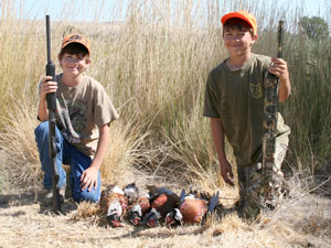 2008 Youth Pheasant Hunt