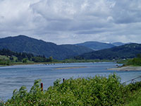 Lower Rogue River and Estuary