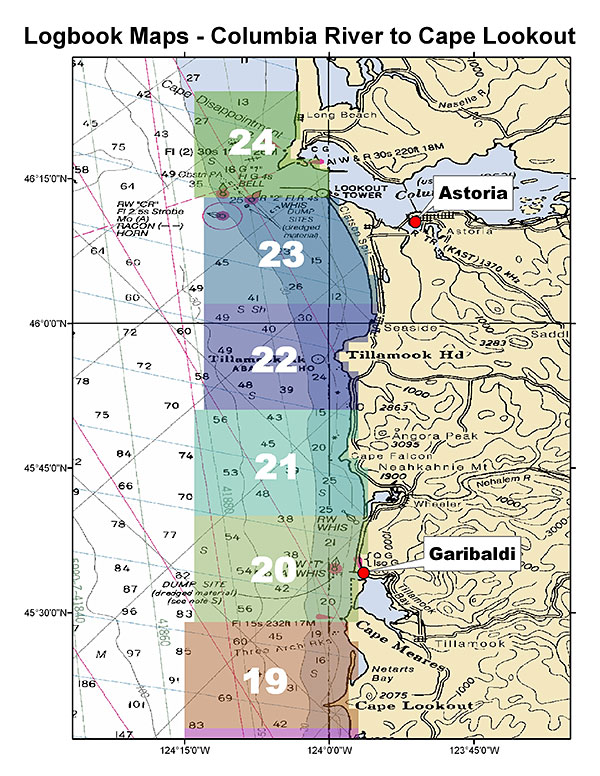 Odfw commercial fisheries for Oregon fishing license fees