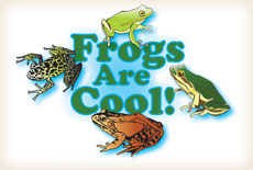 Frogs are Cool!