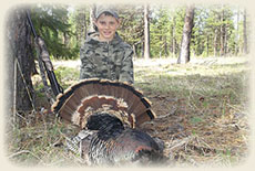 Youth Turkey Hunting Clinic