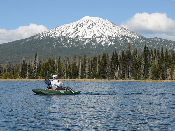 Odfw considers stocking changes on hosmer lake for Odfw fish stocking