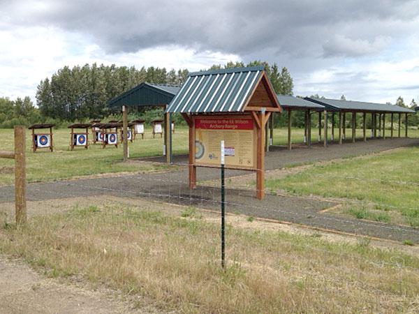 EE Wilson Archery Park