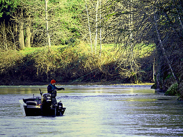 Celebrate the new year with free fishing and crabbing for Free fishing weekend oregon
