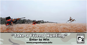 Take a Friend Hunting