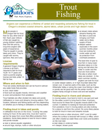 Odfw trout fishing for Oregon fishing license fees