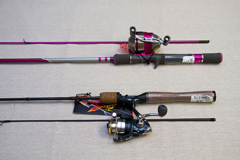 Odfw where and how to fish for Bottom fishing rods