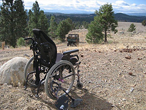 Oregon Disabilities Hunting & Fishing Permit